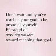 wellness goal
