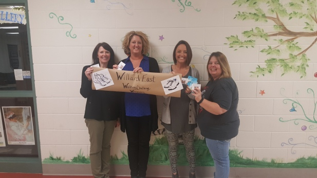East Step Winners March 2017